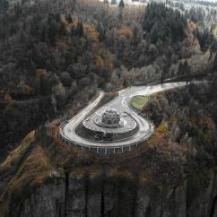 Columbia River Gorge Aerial Tour
