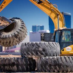 Drive an Excavator in Las Vegas