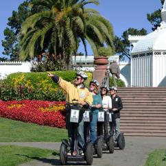 Segway Tour in Golden Gate Park San Francisco