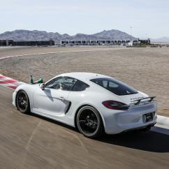 Las Vegas Porsche Cayman GTS