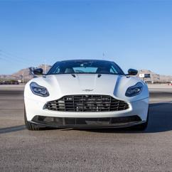 Aston Martin Experience in Vegas