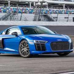 Race an Audi R8 V10 Plus near Orange County