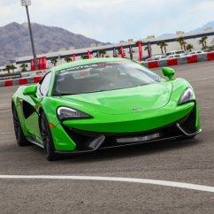 Race a McLaren 570S iat Auto Club Speedway