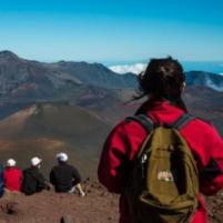 Haleacala Crater Hike