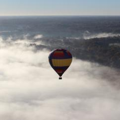 Private Balloon Ride near Cincinnati