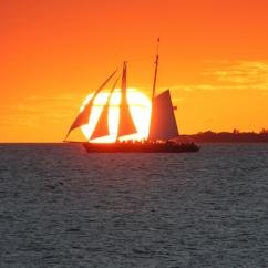 Key West Champagne and Sunset Sail