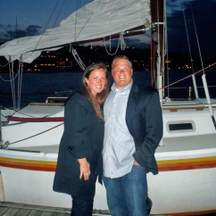 Romantic Evening Sail in Seattle