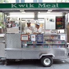New York Food Cart Walking Tour