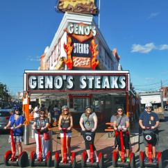 Philly Cheesesteak Tour on Segways