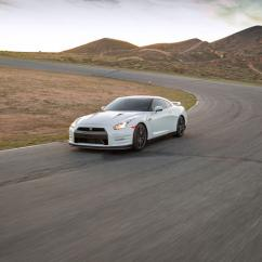 Race a Nissan GT-R in Indianapolis