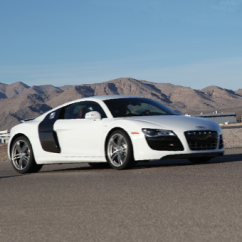 Race an Audi R8 V10 in Las Vegas