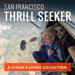 San Francisco Thrill Seeker