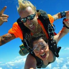 Tandem Skydiving near Philadelphia