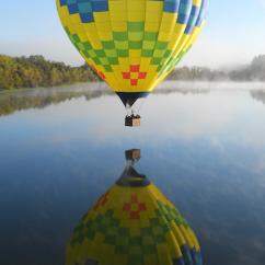Hot Air Balloon Flight in Northern California