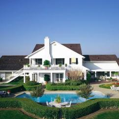 Ewing House during Southfork Ranch Tour