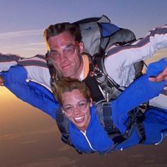 Tandem Skydiving in Rhode Island