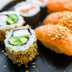 Private Sushi Lesson for Two in Los Angeles