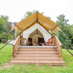 Deluxe Safari Tent in Tennessee