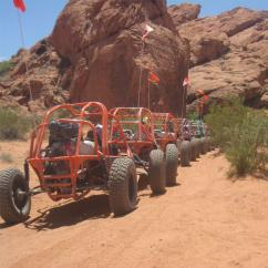 Dune Buggy Experience in the Valley of Fire