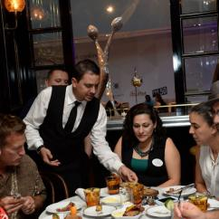 VIP Service on Vegas Strip Dinner Tour