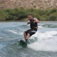Private Wakeboard Lesson for 6 in Austin