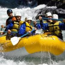 Whitewater Rafting Trip in Portland