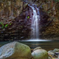 Waterfall Walk on Maui