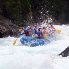 Middle/Upper Ocoee Rafting in Nashville
