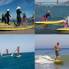 Stand Up Paddle Boarding in San Francisco