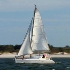 Private Catamaran Sailing Charter in Jacksonville