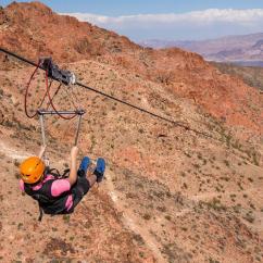 Zipline Tour Near Las Vegas