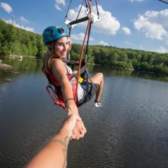 Zip Lining near New York