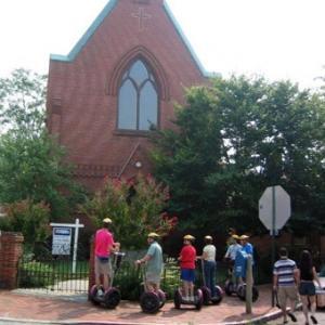 Segway Tour in Baltimore