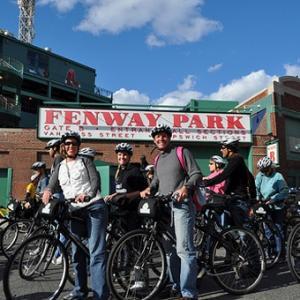 Boston Bike Tour