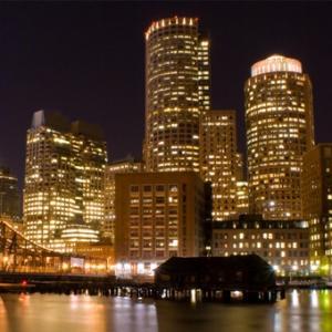 Boston Twilight Heli Tour in Boston