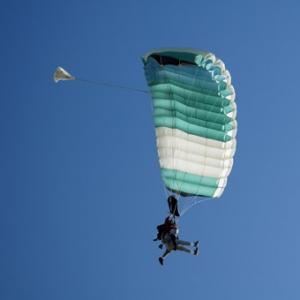 Tandem Skydiving in Portland