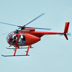Learn to Fly a Helicopter in Chicago