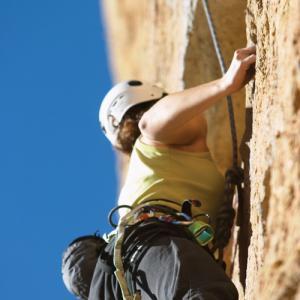 Outdoor Climbing Course near Denver