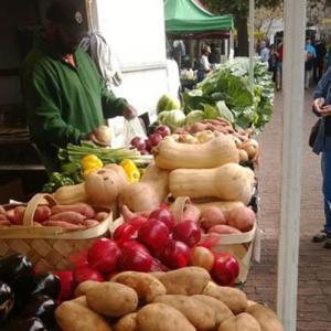 Charleston Farmers Market Tour