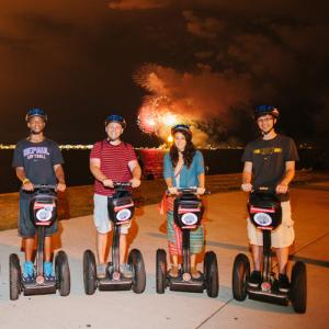 Fireworks Segway Tour in Chicago