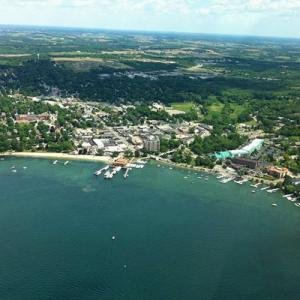 Lake Geneva Scenic Flight