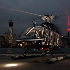 City Lights Heli Tour of New York City
