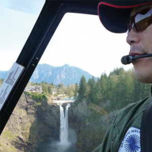 Deluxe Seattle Helicopter Tour