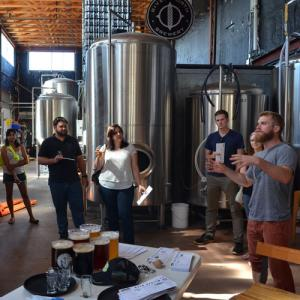 Denver Microbrew Tour