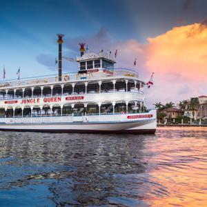 Riverboat Cruise near Miami