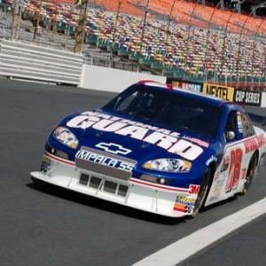 Drive a NASCAR in Dallas