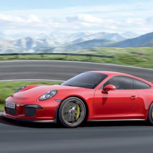 Driving a Porsche During Miami Racing Experience