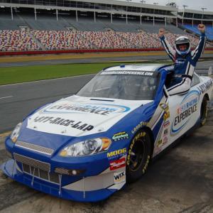 NASCAR experience NHMS