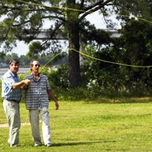 Private Fly Casting Class in Richmond