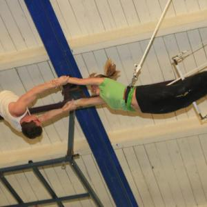 Flying Trapeze Lesson